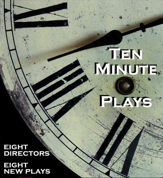 Ten Minute Plays Poster final2